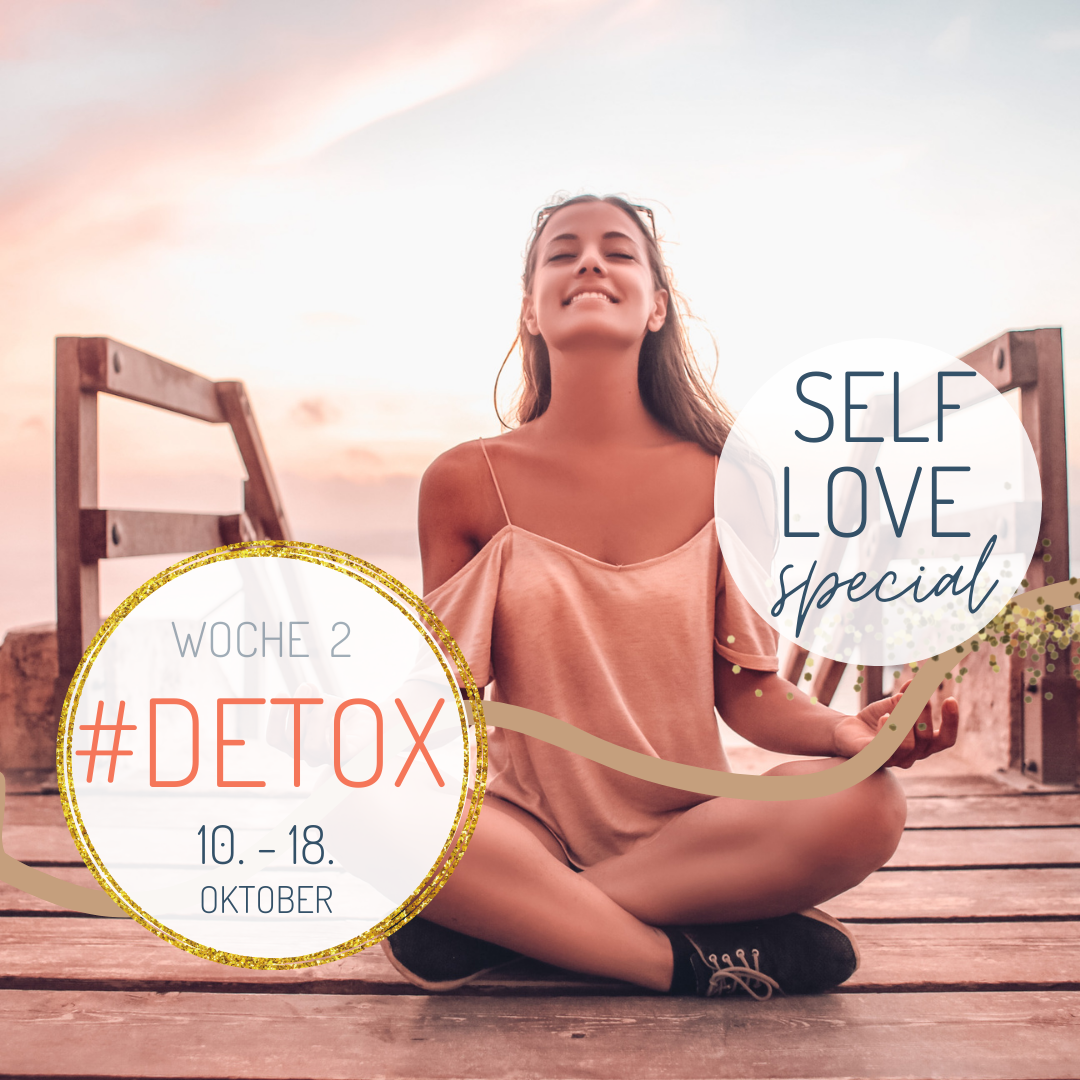 Detox Selflove - Woche 2 Yoga Ayurveda Detox Retreat