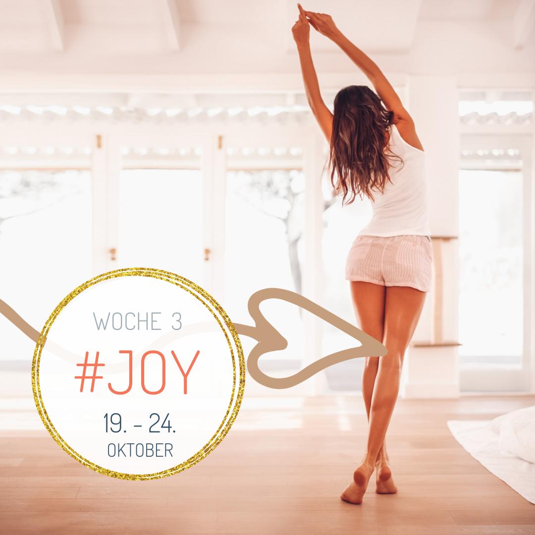 Joy - Woche 3 Yoga Ayurveda Detox Retreat